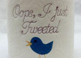 just tweeted